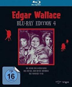 Edgar Wallace Edition Box 4 BLU-RAY Box