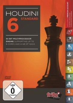 Houdini 6 Standard, 1 DVD-ROM