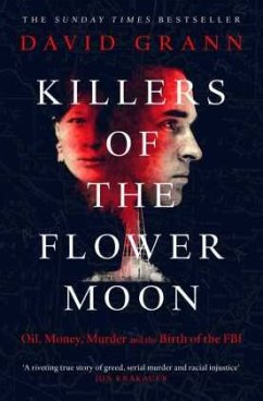 Killers of the Flower Moon - Grann, David