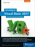 Einstieg in Visual Basic 2017 (eBook, ePUB)