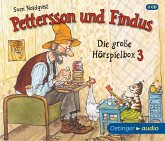 Pettersson und Findus - Die große Hörspielbox 3, 3 Audio-CDs