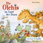 Die Olchis im Land der Dinos / Die Olchis Erstleser Bd.1 (1 Audio-CD)