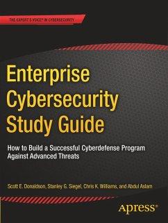 Enterprise Cybersecurity Study Guide