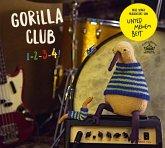 Gorilla Club. 1-2-3-4!, 1 Audio-CD