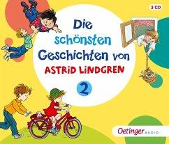 Die schönsten Geschichten von Astrid Lindgren 2...