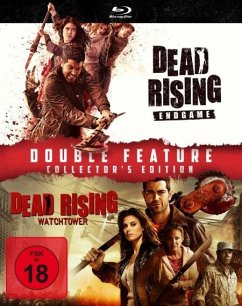 DEAD RISING - Double Feature Collector's Edition - Metcalfe,Jesse/Avgeropoulos,Marie/Zane,Billy/+