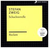 Schachnovelle, 3 Audio-CDs