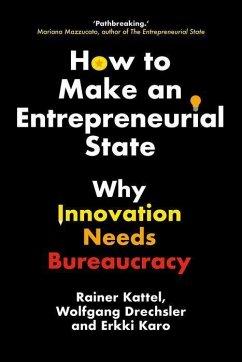 Innovation Bureaucracies