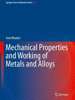 Mechanical Properties and Working of Metals and...