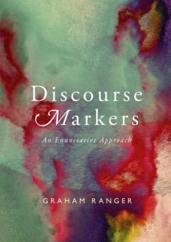 Discourse Markers - Ranger, Graham