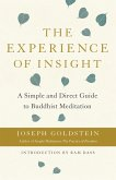 The Experience of Insight (eBook, ePUB)