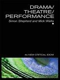 Drama/Theatre/Performance (eBook, ePUB)