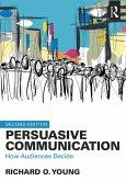 Persuasive Communication (eBook, ePUB)