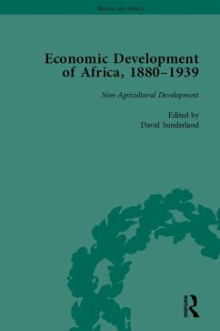 Economic Development of Africa, 1880-1939 vol 4 (eBook, ePUB)