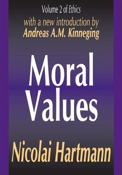 Moral Values (eBook, PDF)