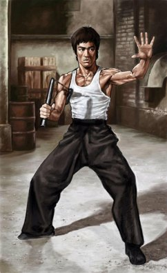 Davide Lafronza Bruce Lee Il Mito (eBook, ePUB)