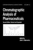 Chromatographic Analysis of Pharmaceuticals (eBook, ePUB)