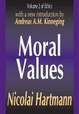 Moral Values (eBook, ePUB)