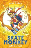 Skate Monkey: Demon Attack (eBook, PDF)