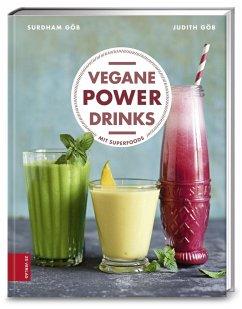 Vegane Powerdrinks (Mängelexemplar) - Göb, Surdham; Göb, Judith