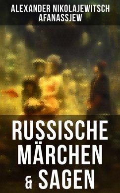 Russische Märchen & Sagen (eBook, ePUB)