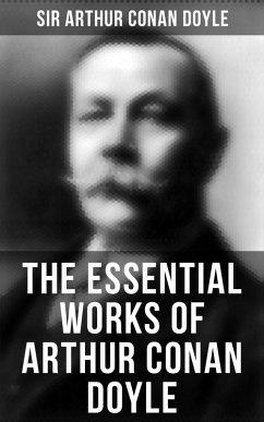 ARTHUR CONAN DOYLE: 23 Novels, 200+ Short Stori...
