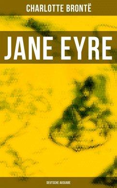 Jane Eyre (Deutsche Ausgabe) (eBook, ePUB) - Brontë, Charlotte