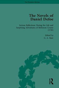 The Novels of Daniel Defoe, Part I Vol 3 (eBook, ePUB)