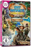 Purple Hills: Lost Artifacts - Golden Island - Collector´s Edition (Klick-Management-Spiel)