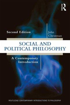 Social and Political Philosophy (eBook, PDF)