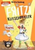 Geheimkram-Alarm / Fritzi Klitschmüller Bd.2