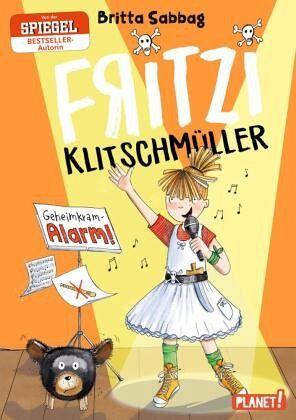 Buch-Reihe Fritzi Klitschmüller