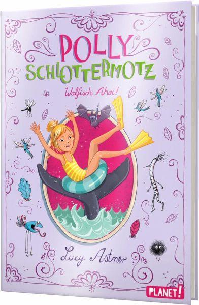 Buch-Reihe Polly Schlottermotz