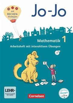 Jo-Jo Mathematik 1. Schuljahr - Allgemeine Ausgabe 2018- Arbeitsheft mit interaktiven Übungen auf scook.de. Mit CD-ROM