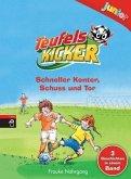 Schneller Konter, Schuss und Tor / Teufelskicker Junior Bd.1-3 (Mängelexemplar)