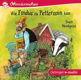 Wie Findus zu Pettersson kam, 1 Audio-CD