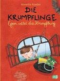 Egon rettet die Krumpfburg / Die Krumpflinge Bd.5 (Mängelexemplar)