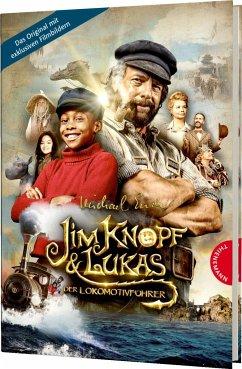 Jim Knopf und Lukas der Lokomotivführer - Filmbuch - Ende, Michael