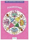 Meine liebsten Mandalas zum Ausmalen: Prinzessinnen