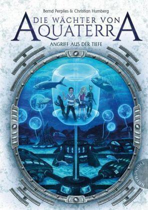 Buch-Reihe Die Wächter von Aquaterra