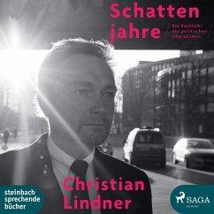Schattenjahre, 2 Audio-CDs, MP3 Format - Lindner, Christian