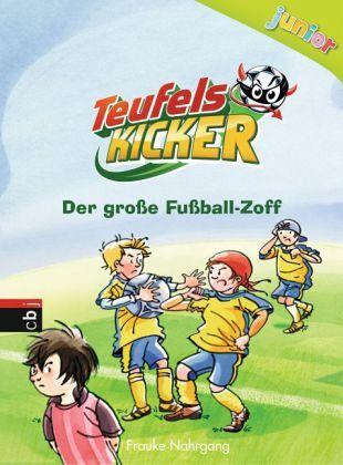 Buch-Reihe Teufelskicker Junior von Frauke Nahrgang