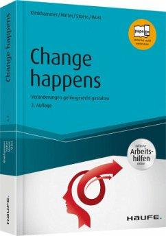 Change happens - Klinkhammer, Margret; Hütter, Franz; Stoess, Dirk; Wüst, Lothar