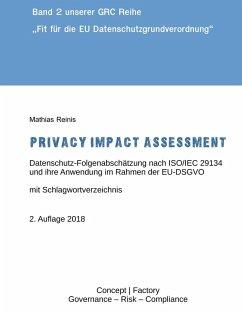 Privacy Impact Assessment (eBook, ePUB)