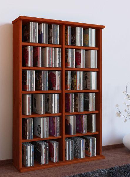 cd dvd turm ronul f r 300 cds portofrei bei b. Black Bedroom Furniture Sets. Home Design Ideas