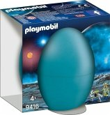 PLAYMOBIL® Osterei 9416 Space-Agent mit Roboter