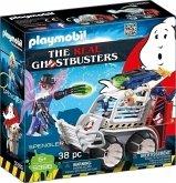 PLAYMOBIL® 9386 Spengler mit Käfigfahrzeug
