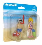 PLAYMOBIL® 9449 Duo Pack Strandurlauber