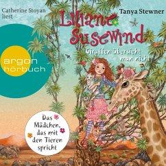 Giraffen übersieht man nicht / Liliane Susewind Bd.12 (MP3-Download) - Stewner, Tanya