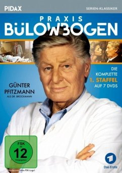 Praxis Bülowbogen - Die komplette 1. Staffel (7 Discs)